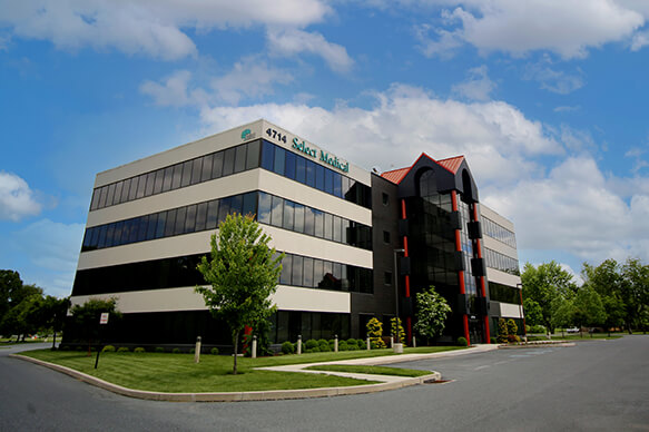 Select Medical corporate building